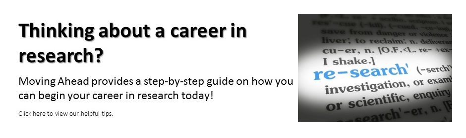 Career in Research